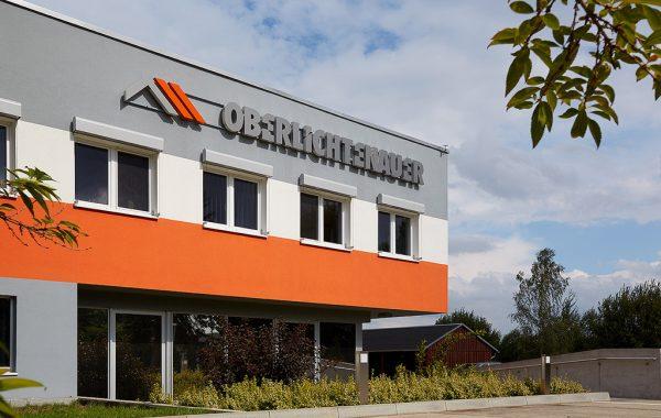 Firmengebäude Lichtenau