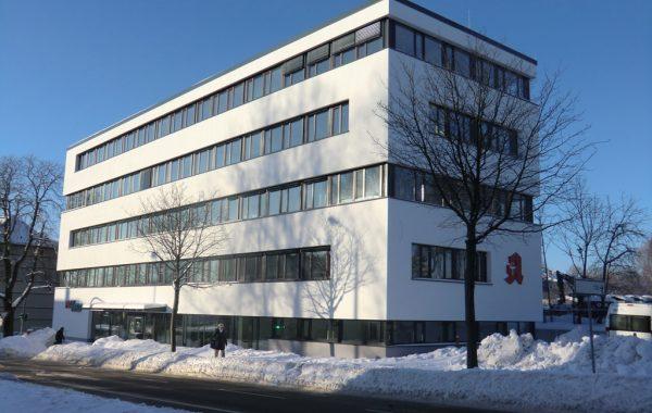"""Ärztehaus """"Polymed"""" Chemnitz"""