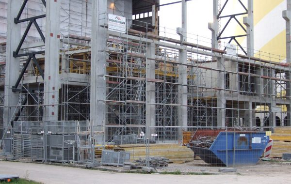 Turbinentisch HKW Chemnitz