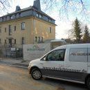 Chemnitz – Erweiterungsarbeiten am Mehrfamilienhaus