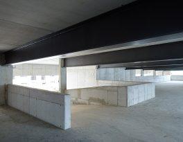 09/2017 Neubau Parkhaus Leipzig