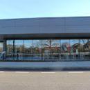 Frankenberg – ALDI-Markt fertiggestellt