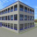 Zwenkau – Neubau Bürogebäude