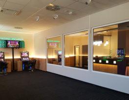 09/2018 Sanierung Casinos Merseburg, Halle und Bernburg