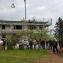 Lichtenau – Richtfest am Einfamilienhaus