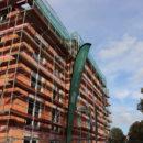 Wir haben Richtfest gefeiert – Neubau Mehrfamilienhäuser in Chemnitz