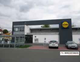 05/2019 Erweiterung LIDL-Markt Leipzig, Holzhäuser Straße