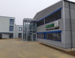 11/2019 Neubau Bürogebäude Axmann Zwenkau