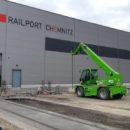 Chemnitz – Neubau Logistikhalle