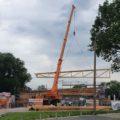 Bitterfeld – Umbau nimmt Gestalt an