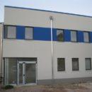 Chemnitz – Neubau Bürogebäude und Werkhalle