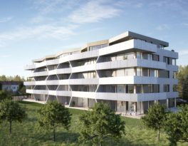 03/21 Neubau Mehrfamilienhaus mit Tiefgarage in Leipzig
