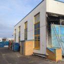 Zwenkau – Neubau Produktionshalle