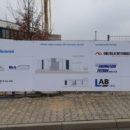 Chemnitz – Hallenneubau im Gewerbegebiet